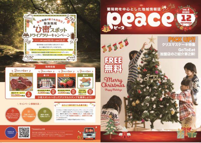 peace(ピース)2020年12月号